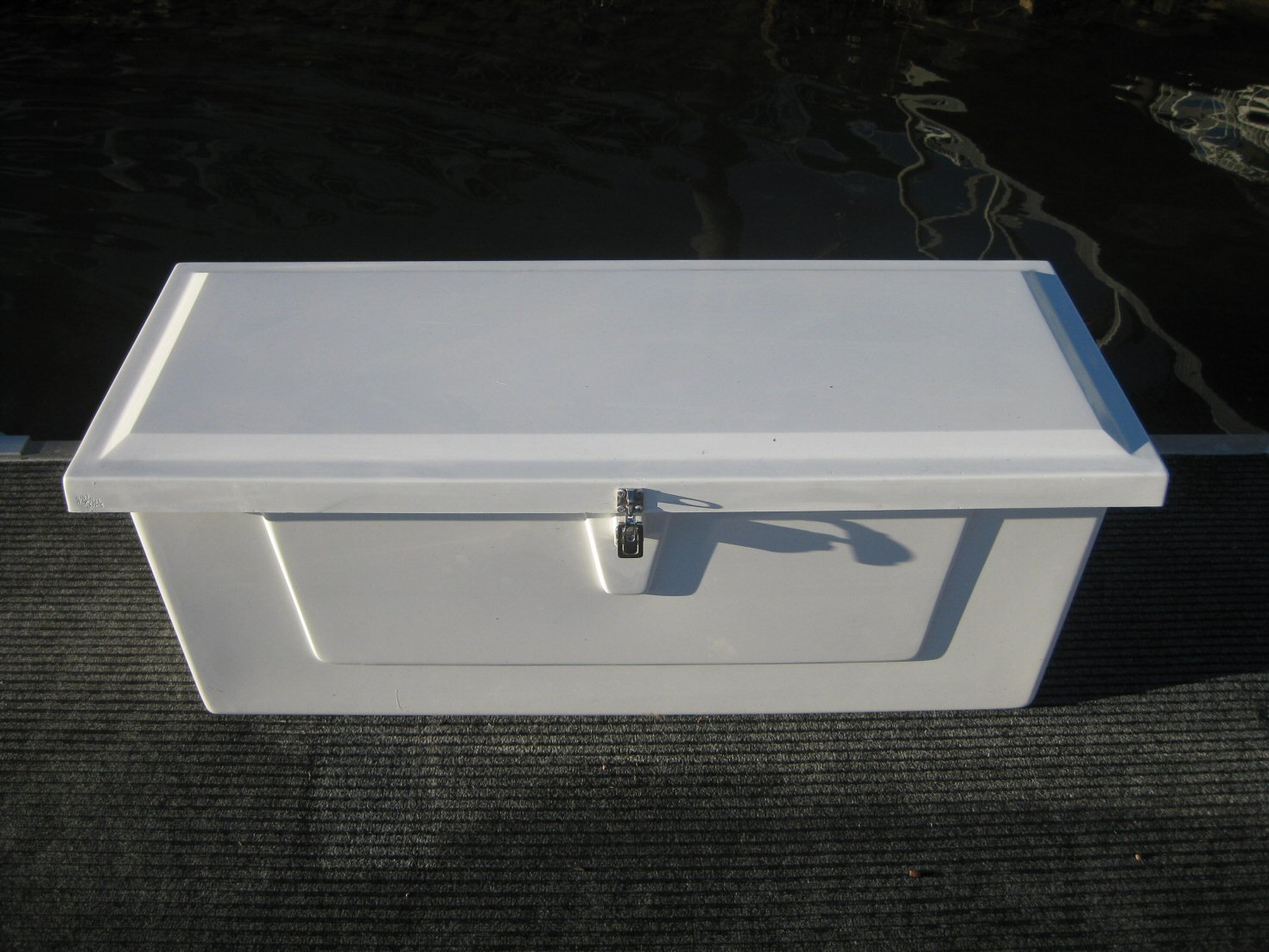 Fibreglass 4 Leisure - pool storage box downsized for emailing