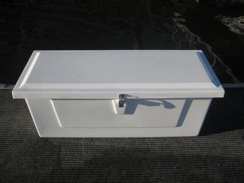 prod fibreglass 4 leisure pool storage box gallery